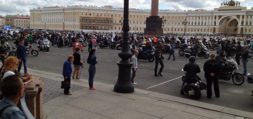 Matka Pietariin Harley-Davidson – festivaalille | Transport Finland