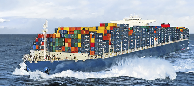 Container tracking | Transport Finland